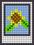 Alpha pattern #44850
