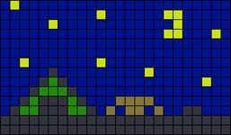 Alpha pattern #44862