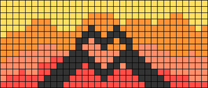 Alpha pattern #44863