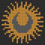 Alpha pattern #44864