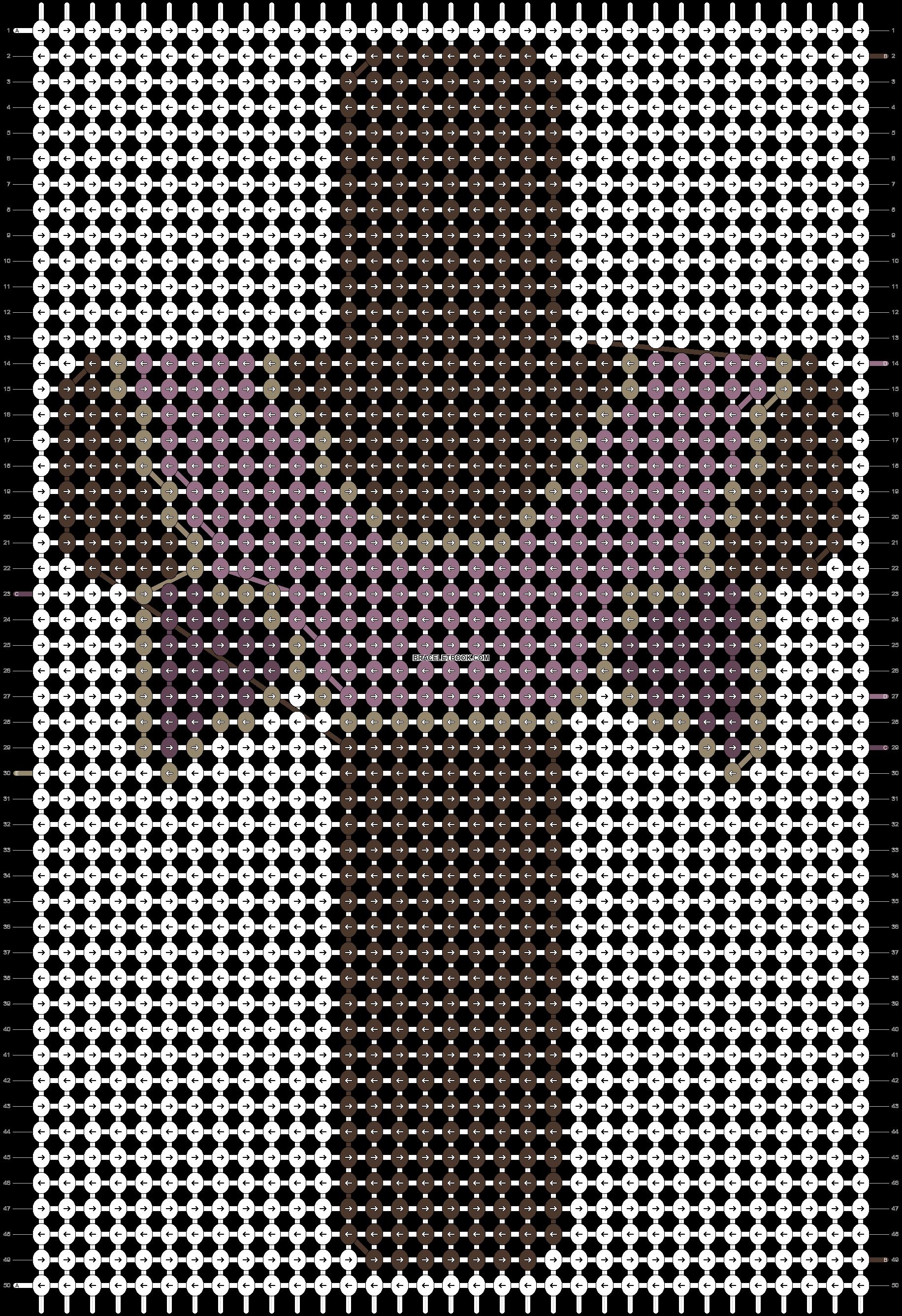 Alpha pattern #44865 pattern