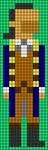 Alpha pattern #44866