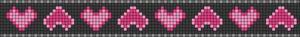 Alpha pattern #44867