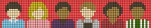 Alpha pattern #44881