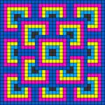 Alpha pattern #44882