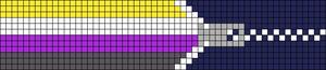 Alpha pattern #44890