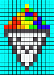 Alpha pattern #44894