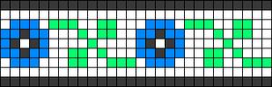 Alpha pattern #44901