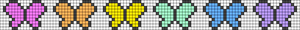 Alpha pattern #44903