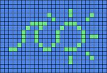 Alpha pattern #44930