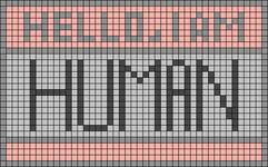 Alpha pattern #44931