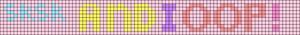 Alpha pattern #44945