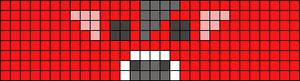 Alpha pattern #44948