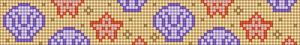 Alpha pattern #44963