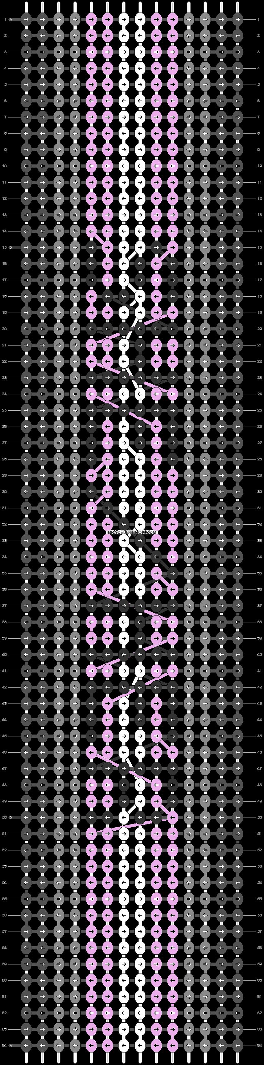 Alpha pattern #44981 pattern