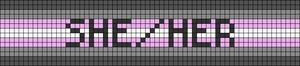 Alpha pattern #44981