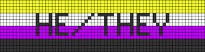 Alpha pattern #44983