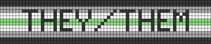 Alpha pattern #44986