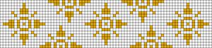 Alpha pattern #45003