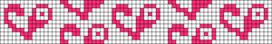 Alpha pattern #45005