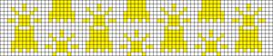 Alpha pattern #45006