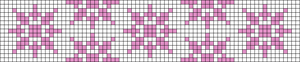 Alpha pattern #45007