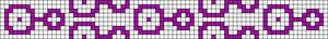 Alpha pattern #45008