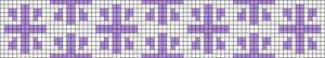 Alpha pattern #45010