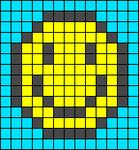 Alpha pattern #45011