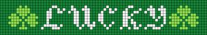 Alpha pattern #45020