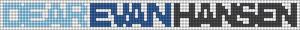 Alpha pattern #45034