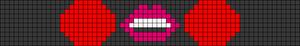 Alpha pattern #45037