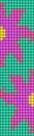 Alpha pattern #45043