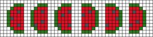 Alpha pattern #45045