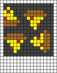 Alpha pattern #45049