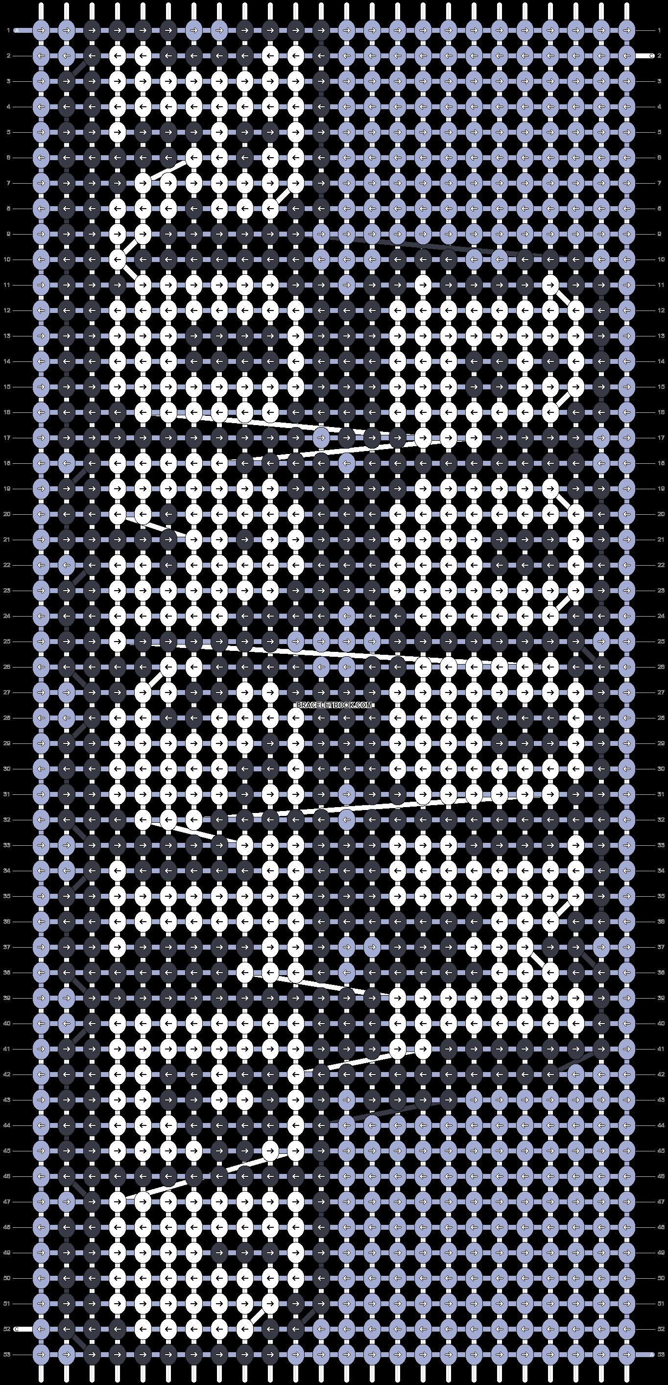 Alpha pattern #45057 pattern
