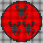 Alpha pattern #45063