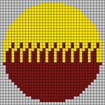 Alpha pattern #45064