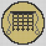 Alpha pattern #45068