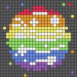 Alpha pattern #45077