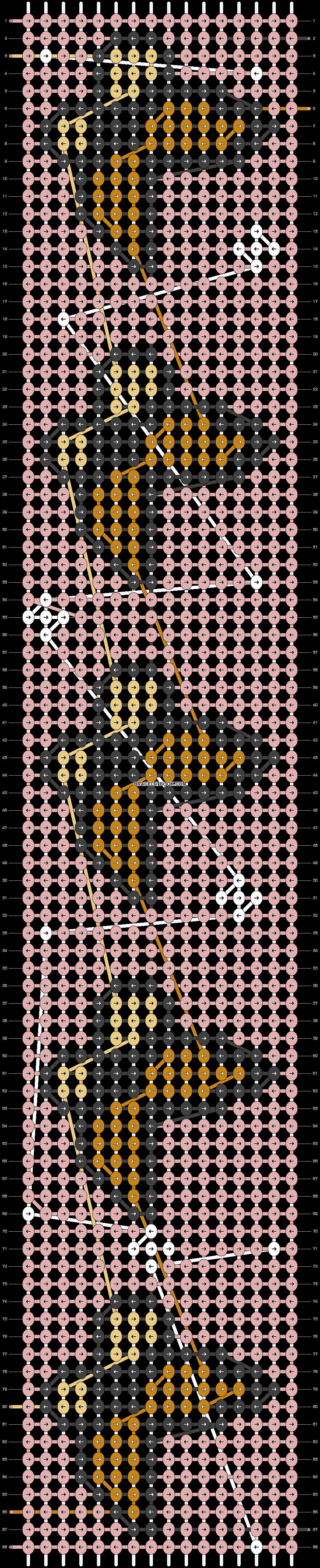 Alpha pattern #45084 pattern