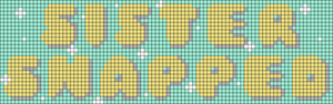 Alpha pattern #45085