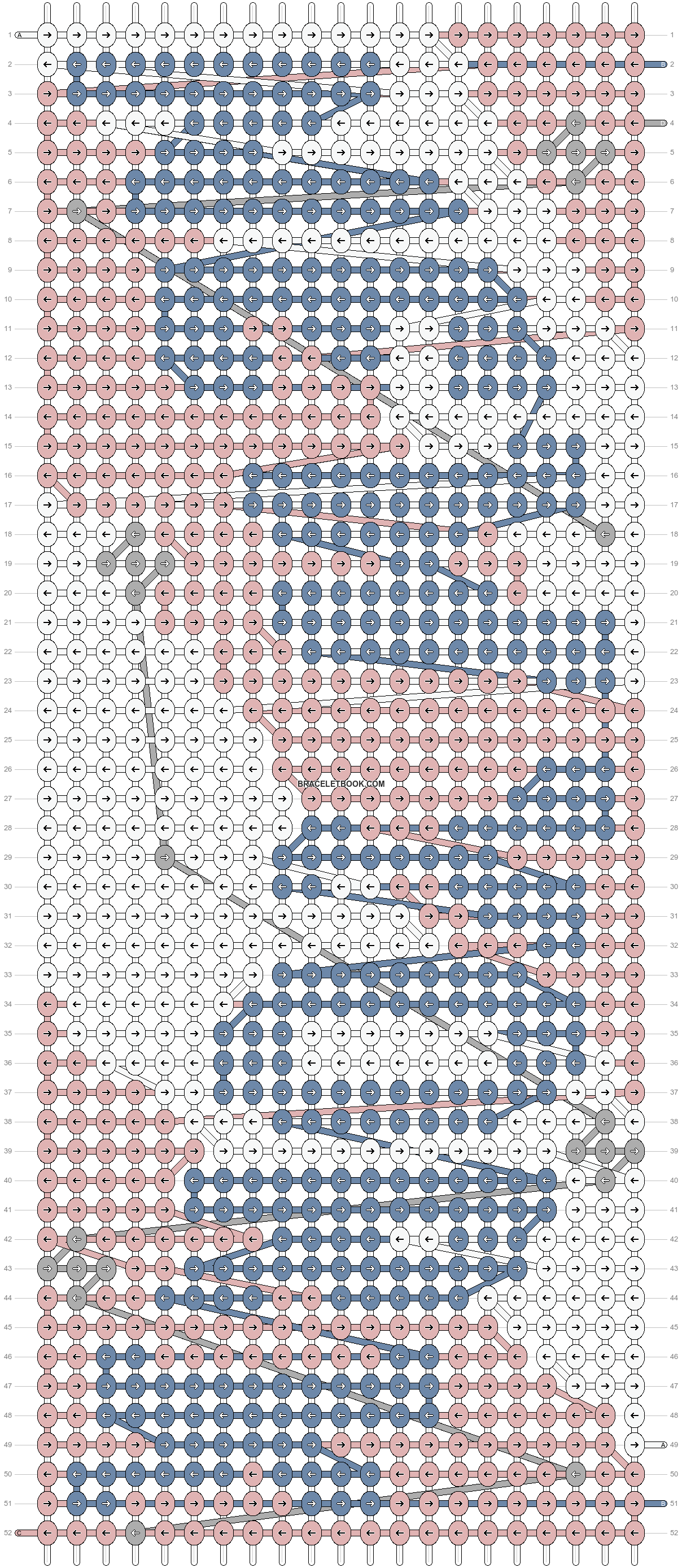 Alpha pattern #45088 pattern