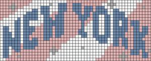 Alpha pattern #45088