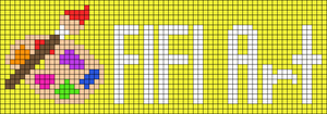Alpha pattern #45090