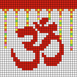 Alpha pattern #45108