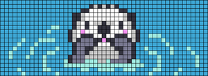 Alpha pattern #45118