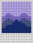 Alpha pattern #45120