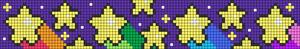 Alpha pattern #45122