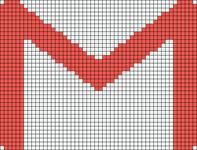 Alpha pattern #45128